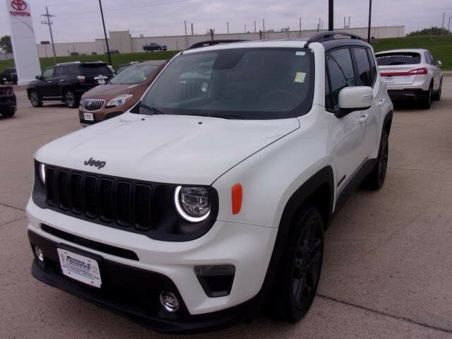 2020 Jeep Renegade High Altitude 4WD