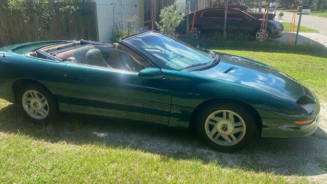 1995 Chevrolet Camaro Convertible RWD