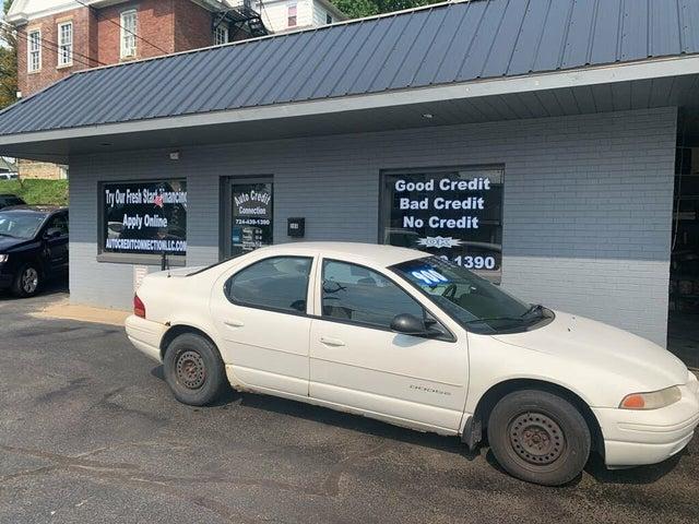 1998 Dodge Stratus Sedan FWD
