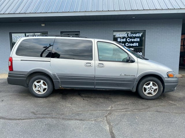 2001 Pontiac Montana Sport Extended