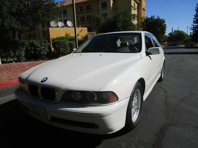 2002 BMW 5 Series 525i Sedan RWD