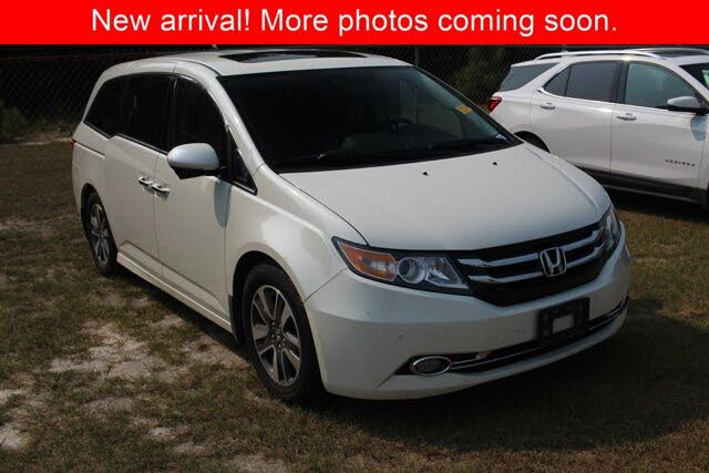 2017 Honda Odyssey Touring FWD