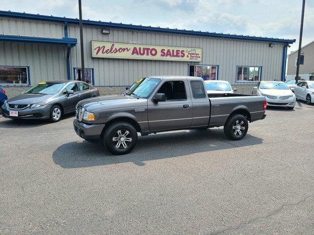 2011 Ford Ranger XLT SuperCab