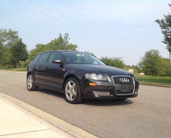 2006 Audi A3 2.0T Wagon FWD