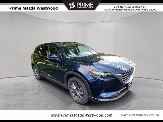 2021 Mazda CX-9 Touring AWD
