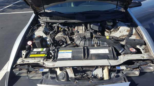 1996 Chevrolet Camaro Z28 Coupe RWD