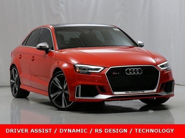 2018 Audi RS 3 2.5T quattro AWD