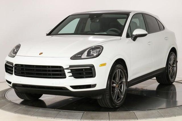 2021 Porsche Cayenne Coupe AWD