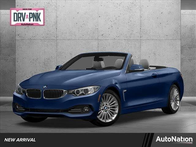 2015 BMW 4 Series 428i Convertible RWD