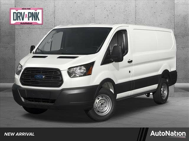 2018 Ford Transit Cargo 350 HD 3dr LWB High Roof DRW Extended Cargo Van with Sliding Passenger Side Door and 10360 Lb. GVWR