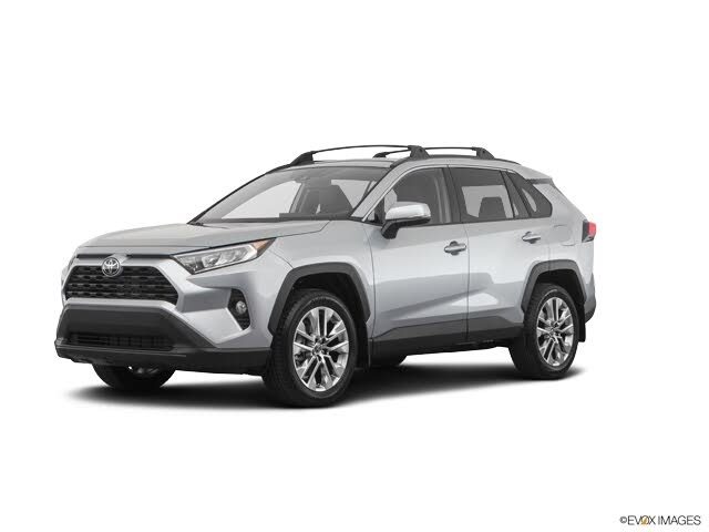 2021 Toyota RAV4 XLE Premium FWD
