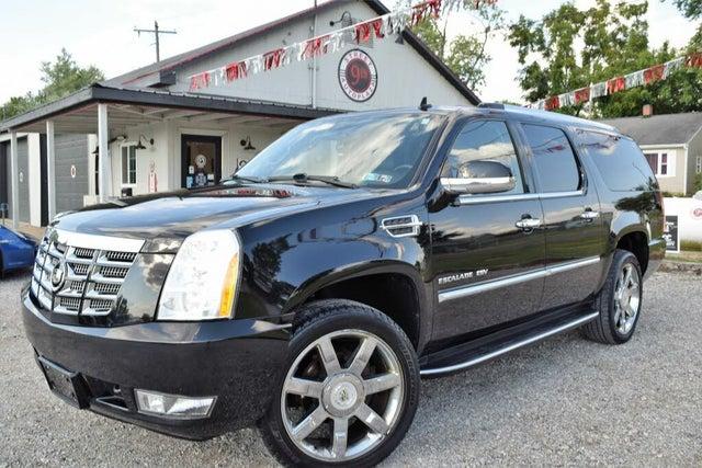 2012 Cadillac Escalade ESV Luxury 4WD