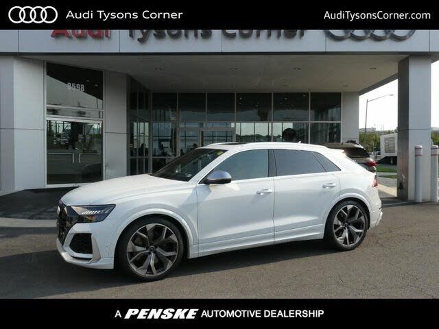 2020 Audi RS Q8 4.0T quattro AWD