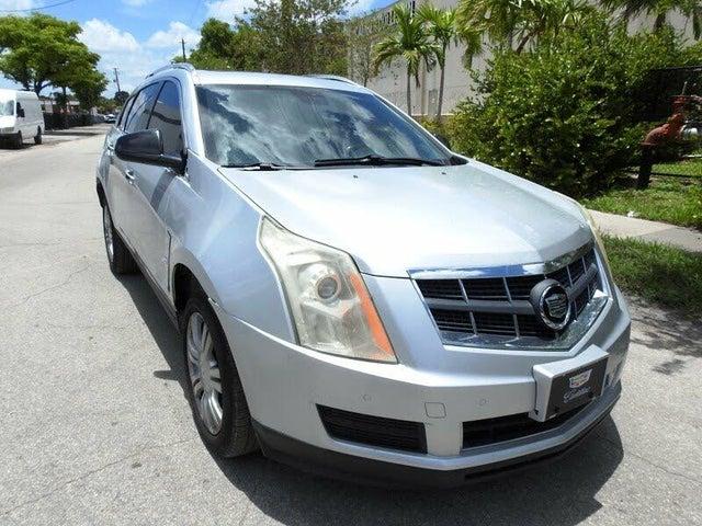 2010 Cadillac SRX Luxury FWD
