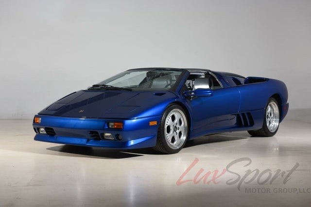 1998 Lamborghini Diablo VT
