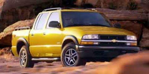 2003 Chevrolet S-10 LS Crew Cab 4WD