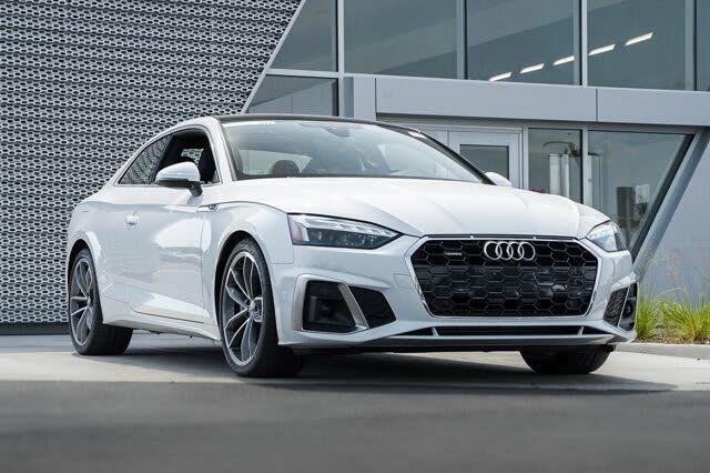 2021 Audi A5 2.0T quattro Premium Plus Coupe AWD
