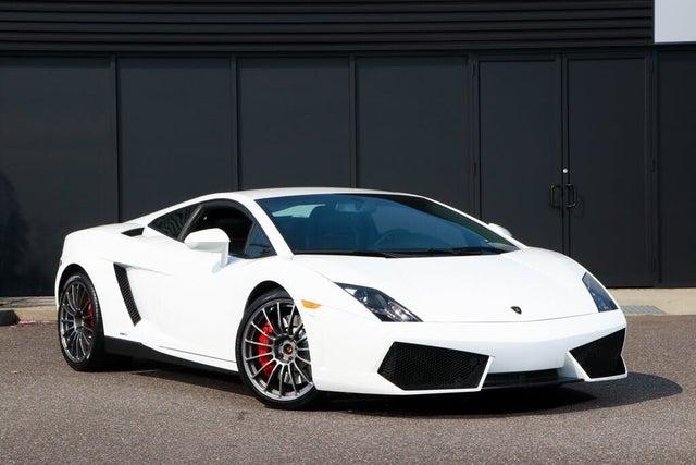 2014 Lamborghini Gallardo LP 550-2 Coupe RWD