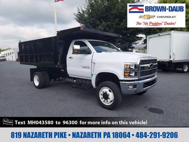 2021 Chevrolet Silverado 1500 Work Truck Crew Cab LB 4WD