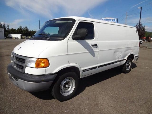 2002 Dodge RAM Van 2500 Extended Cargo RWD