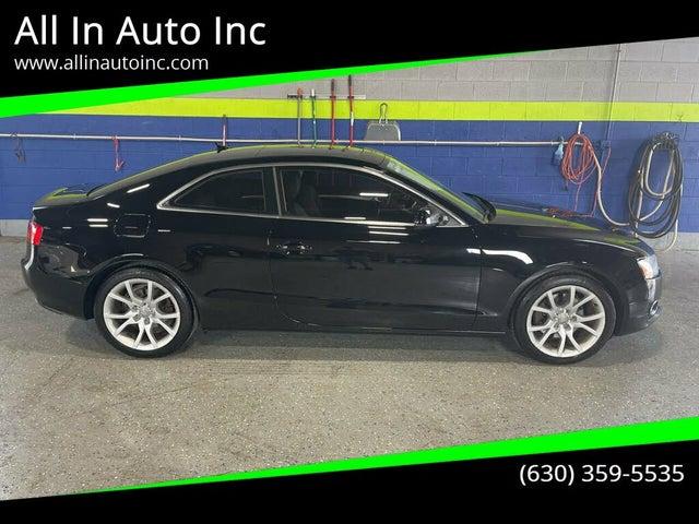 2010 Audi A5 2.0T quattro Premium Plus Coupe AWD