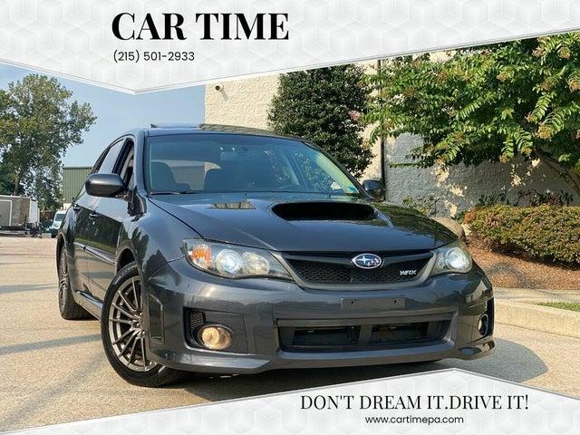 2011 Subaru Impreza WRX Premium Package Hatchback