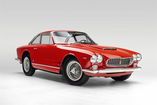 1963 Maserati 3500 GT