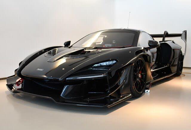 2020 McLaren Senna GTR RWD