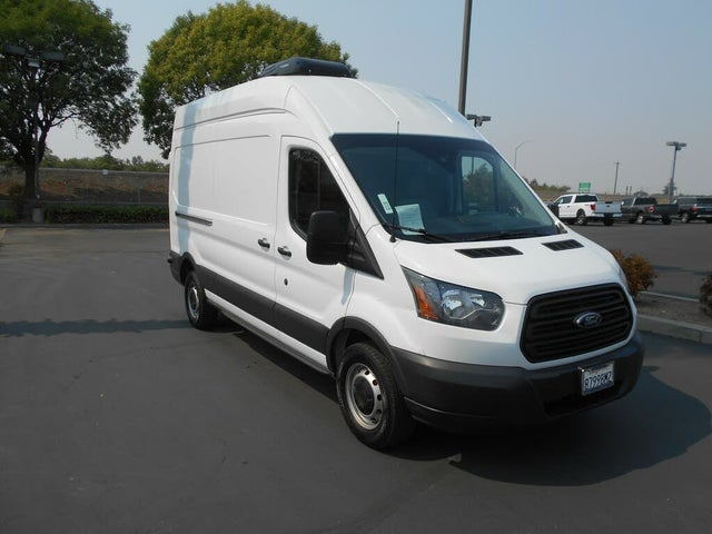 2018 Ford Transit Cargo 250 3dr LWB High Roof Cargo Van with Sliding Passenger Side Door