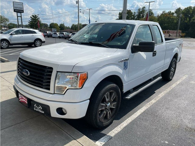 2014 Ford F-150 FX2 SuperCab