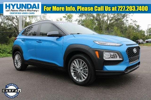 2020 Hyundai Kona SEL FWD