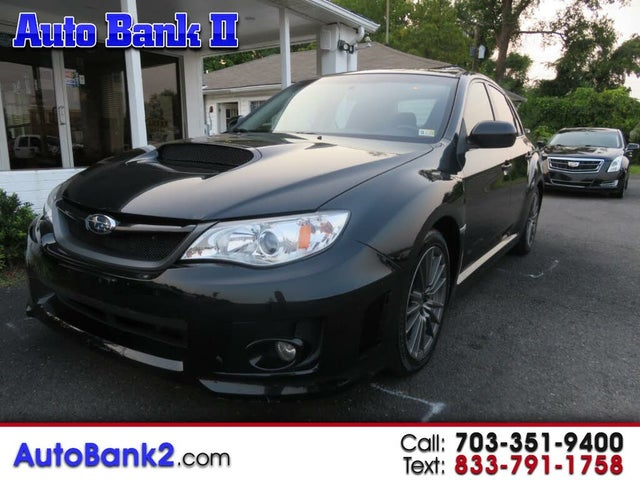 2012 Subaru Impreza WRX Premium Package
