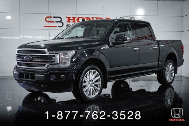 2019 Ford F-150 Limited SuperCrew 4WD