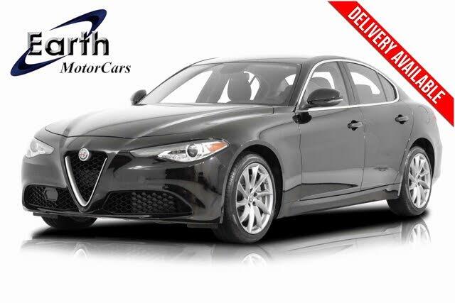 2017 Alfa Romeo Giulia AWD