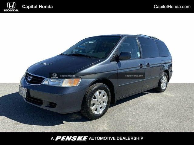 2004 Honda Odyssey EX-L FWD with Navigation