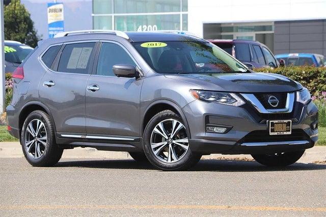 2017 Nissan Rogue SL FWD