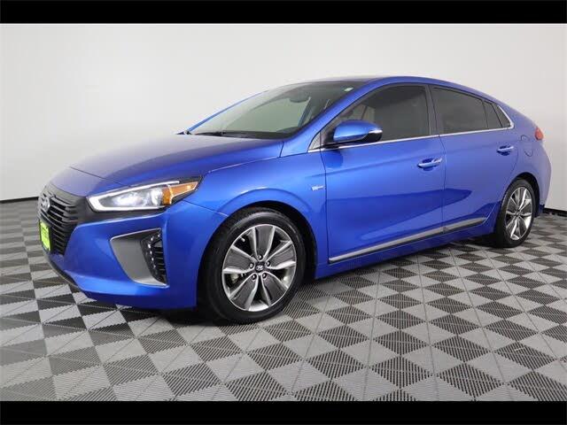 2018 Hyundai Ioniq Hybrid Limited FWD