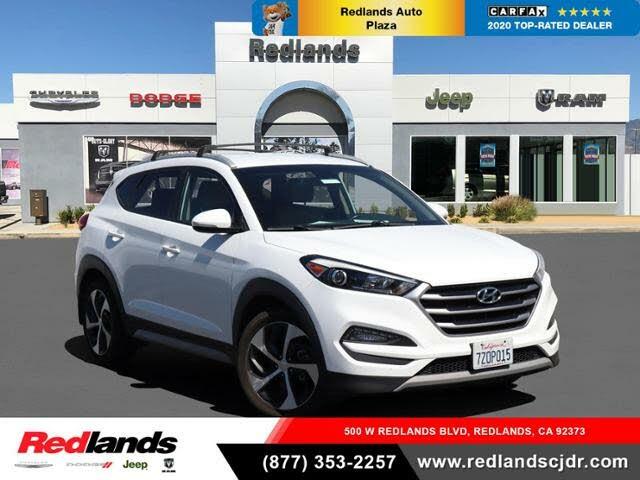 2017 Hyundai Tucson 1.6T Sport FWD