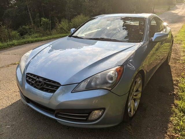 2010 Hyundai Genesis Coupe 3.8 RWD