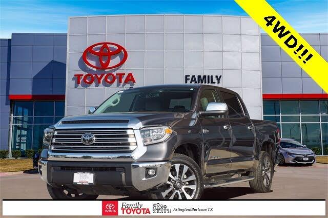 2019 Toyota Tundra Limited CrewMax 5.7L 4WD