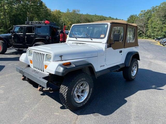 1995 Jeep Wrangler SE