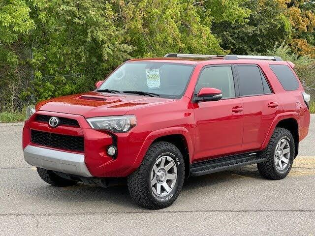 2016 Toyota 4Runner SR5 4WD