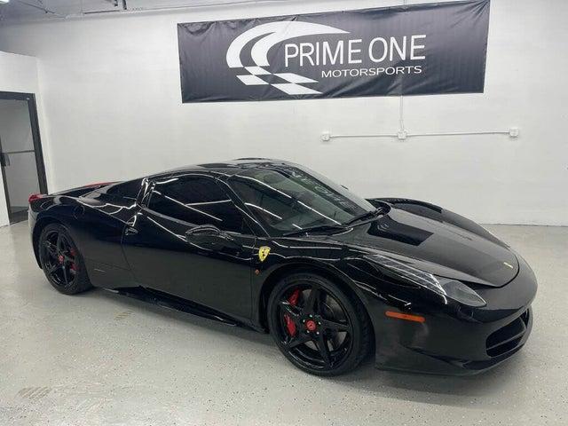 2014 Ferrari 458 Italia Spider RWD