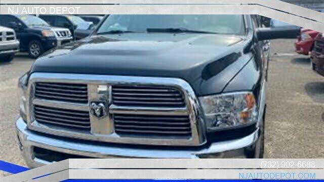 2012 RAM 2500 Laramie Crew Cab LB 4WD