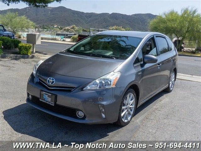 2012 Toyota Prius v Five FWD