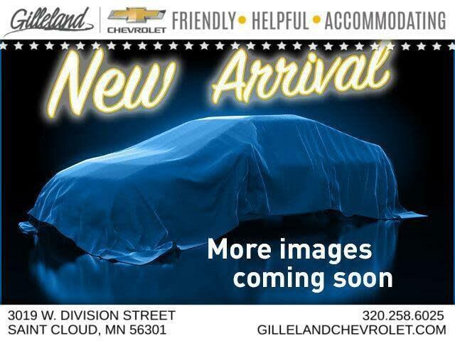 2008 Chevrolet Trailblazer LS Fleet 4WD