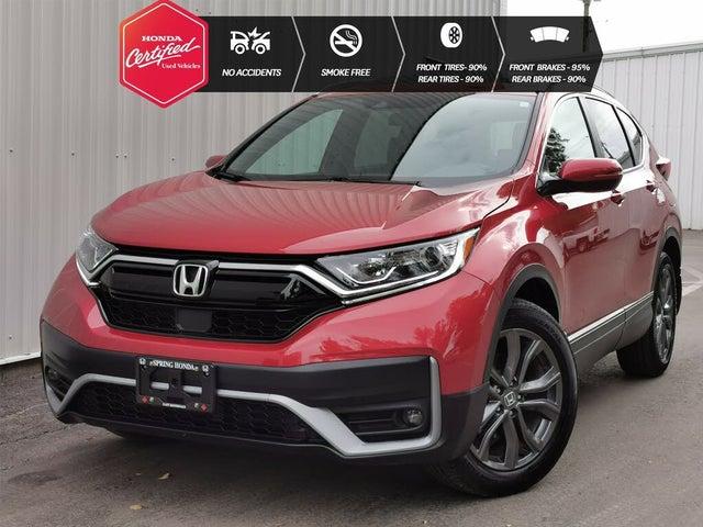 2021 Honda CR-V Sport AWD