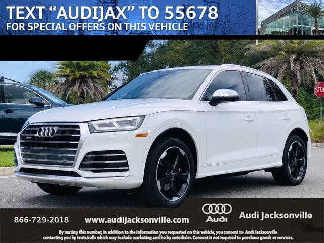 2019 Audi SQ5 3.0T quattro Premium AWD