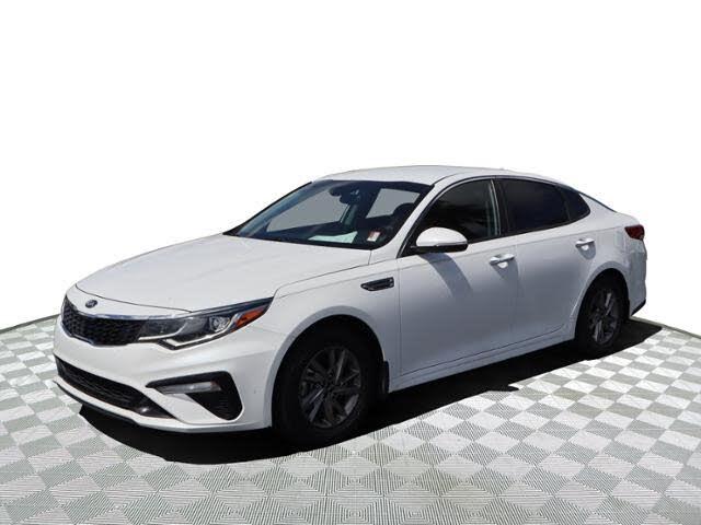 2019 Kia Optima LX FWD