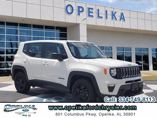2020 Jeep Renegade Sport FWD